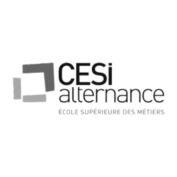 Live French client: CESI Alternance